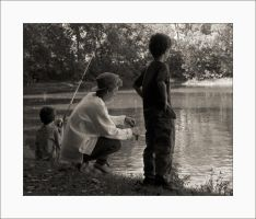 Fisher People by solodaddy