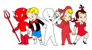 Casper and Friends by Andalusio