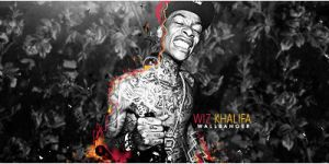 Wiz Khalifa Tag by Wallbanger6