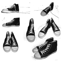 Converse Brushes by frozenhaddockteam