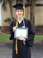 My College Graduation on May 3rd, 2014 by DJ-Zemar