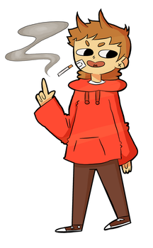Tord by JinglesKitty