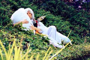In the Ivy - Sesshomaru - InuYasha by EveilleCosplay