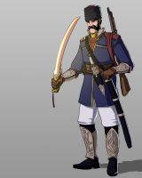 The Order: 1886 - Cossack Outfit by Lord-Of-The-Guns