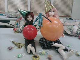 A Dolly New Year by 4Wendy