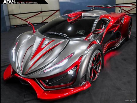Inferno Exotic Car by NemesisRR