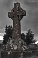 Celtic GraveSTone by christelburger
