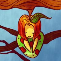 Creative Release - Apple in a tree by ishime