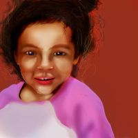 My Little Cousin by StitchParadox