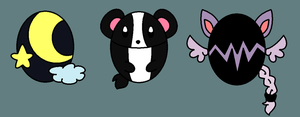 Egg Adoptables (Batch Two CLOSE!!!) by Mikage-YoshinoAnerin
