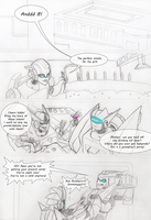 Happy 8th creation day page 1 by LyricaBelachium