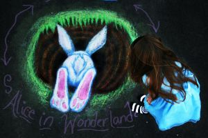 Down The Rabbit Hole by cayligraham