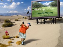 Sand Trap by Luxwiz