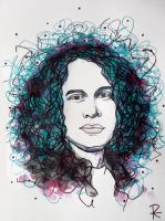 Ray Toro by RoselinEstephania