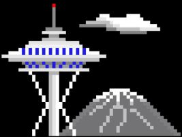 Seattle Game Dev Icon by kzinrret