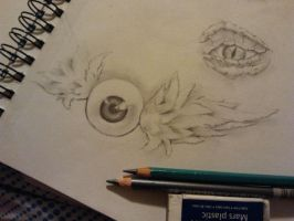 Eye doodles by NicoMorelos