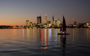 Swan River reflections by westaussie