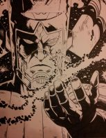 Galactus....yet again. by dannphillips