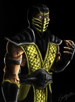 Scorpion by kryzz10