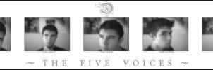 The Five Voices by d
