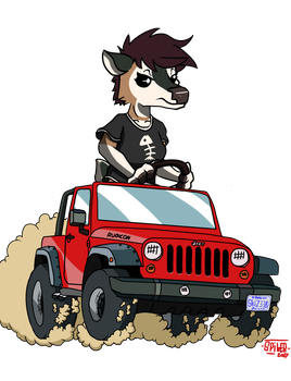 a wrangler for skeezi by theo46