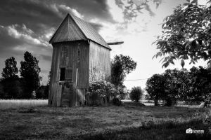 Post mill - front by GregKmk