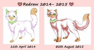 Redraw- Lilly by Owlfeather25