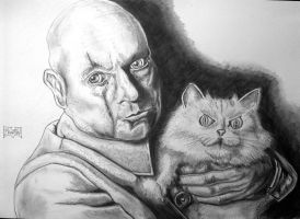 Ernst Stavro Blofeld by Xpendable