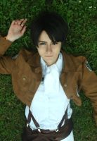 Levi :3 by KanonKunNyappy