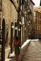 Sophie in Florence by squarepush