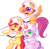 CMC transparent by Portal-Pie