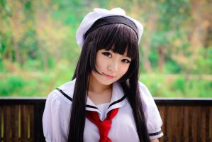 Tomoyo solo - 03 by MissAnsa