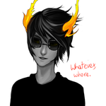 Troll!Dave Strider by Luxial