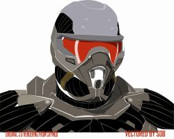 CRYSIS VECTORED BEAUTY by R-Clifford