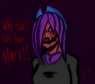 Starbound - Don't love Maru?! by Flak97