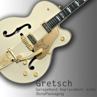 Gretsch icon by luci360yuki