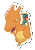 Chibi Charizard by sora-jimonitos