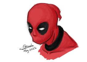Deadpooling by Krazmuth