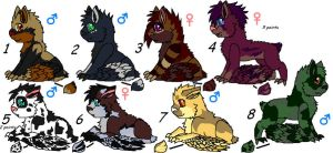 adoptables renegats 2 free open by six93