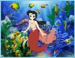 Melody - the little mermaid II by lilmisscowgirl