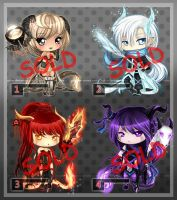 ::Adopts Set - 2:: [CLOSED] by CuBur