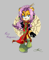 Year of the Dragons - Mina by Luna-Sapphira-Wings