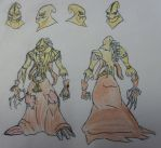 Oogie Boogie char ref by StoneMan85