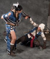 Assassin's Creed 3: Well, this can go two ways by Jozo-Dono