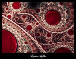 Red Lace by AmorinaAshton