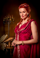 Spartacus-Lucretia by kingwicked