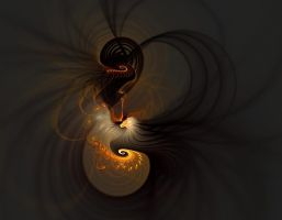 Light in the darkness by eReSaW