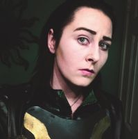 Suiting up as the God of Mischief! - Loki Cosplay by LaneDevlin