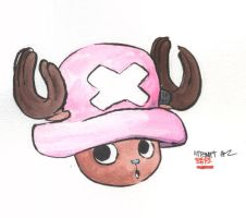 WaterColour2 - Chopper by theCHAMBA