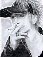 the GazettE- Ruki by Liane13